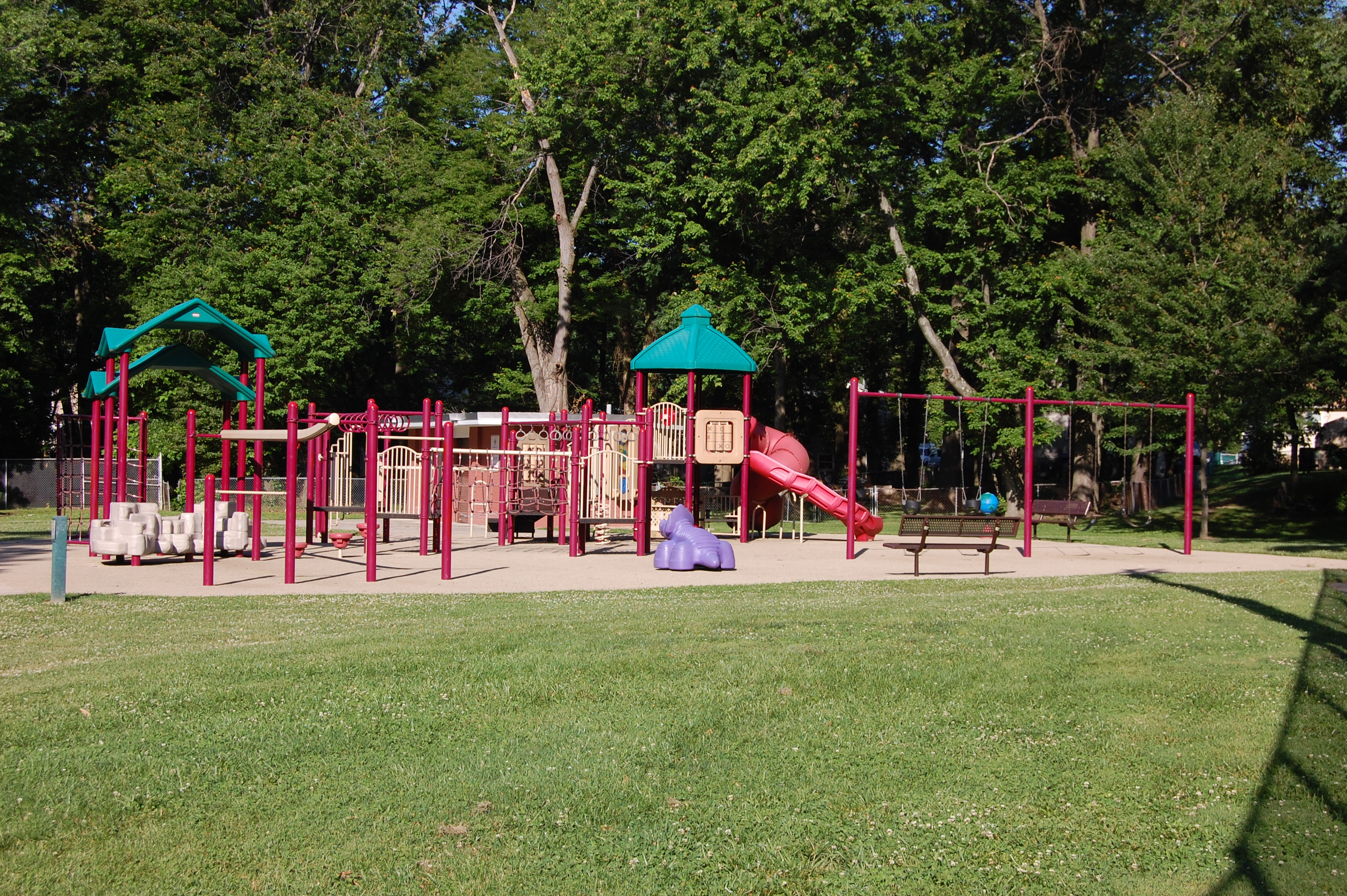 Isreal Park Playground