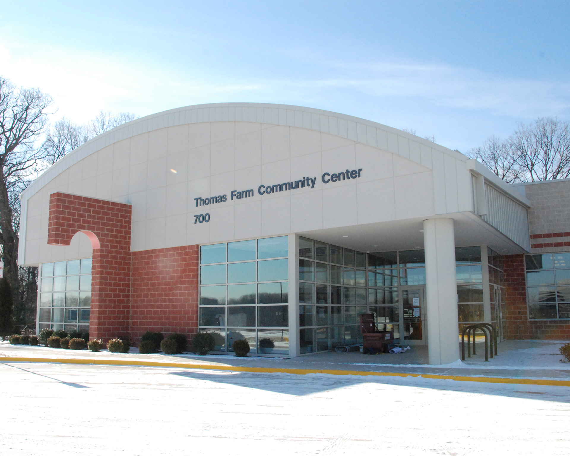 Thomas Farm Community Center Exterior