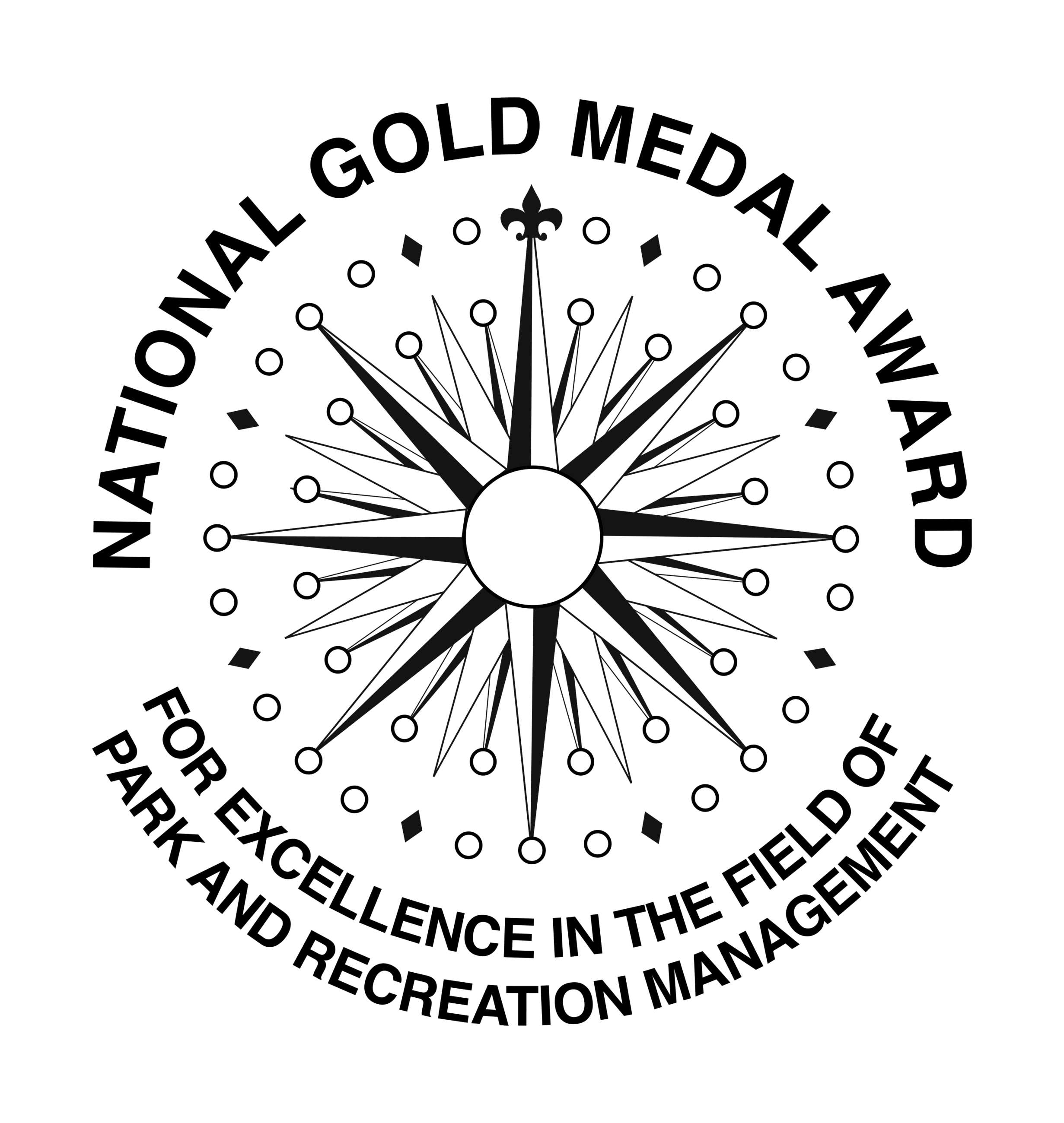 National Gold Medal Award Logo