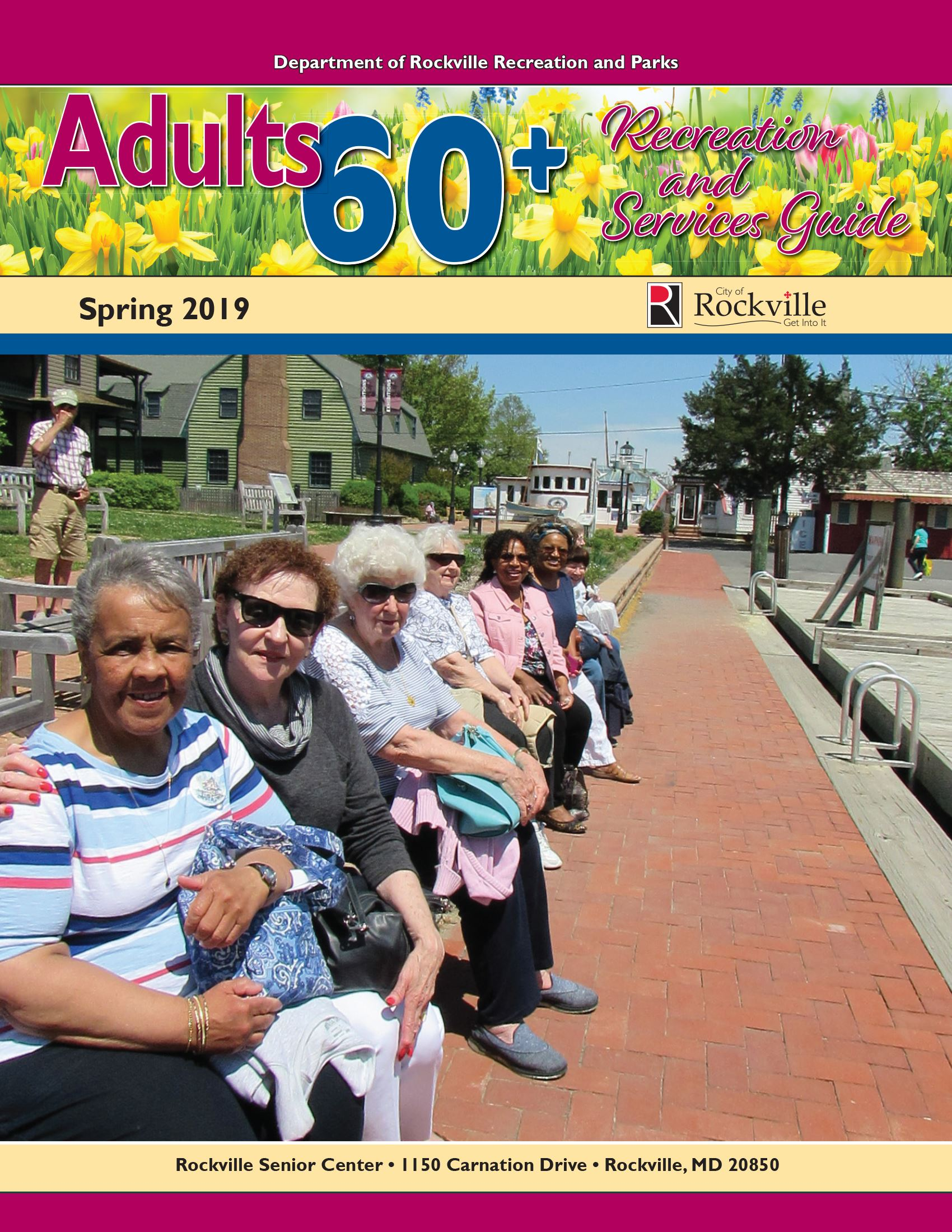 Spring 2019 Adults 60 cover