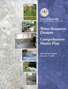 Water Resources Element Comprehensive Plan Cover Opens in new window