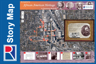 African American History Walking Tour Opens in new window